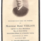 In Memoriam René Veillon